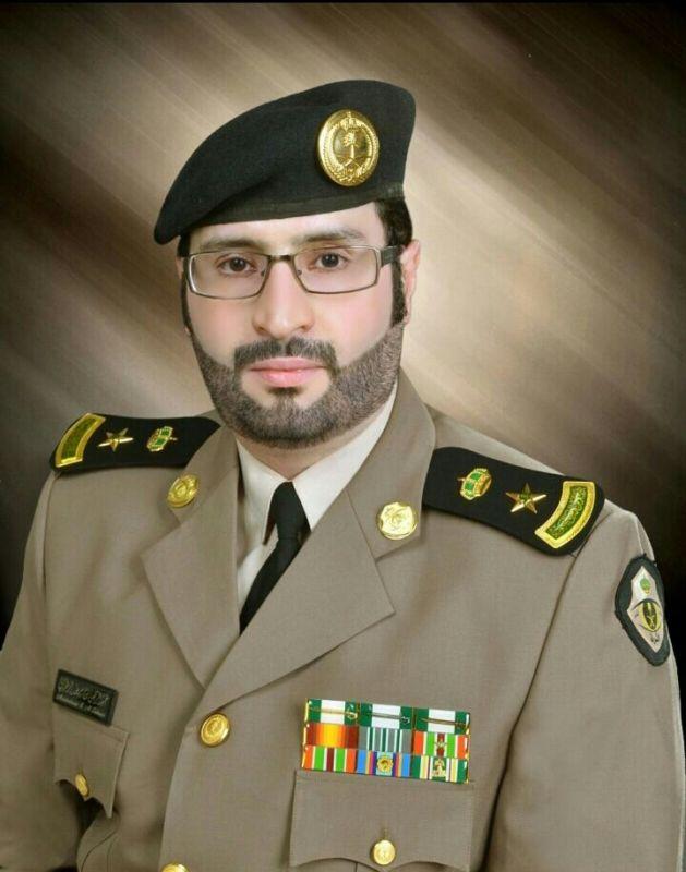 المقدم عبد الرحمن الزهراني