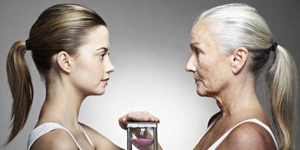أعراض الشيخوخة