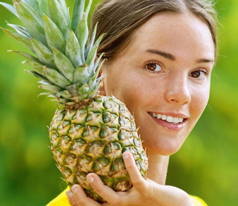 الأناناس أفضل الفواكه المضادة للالتهابات