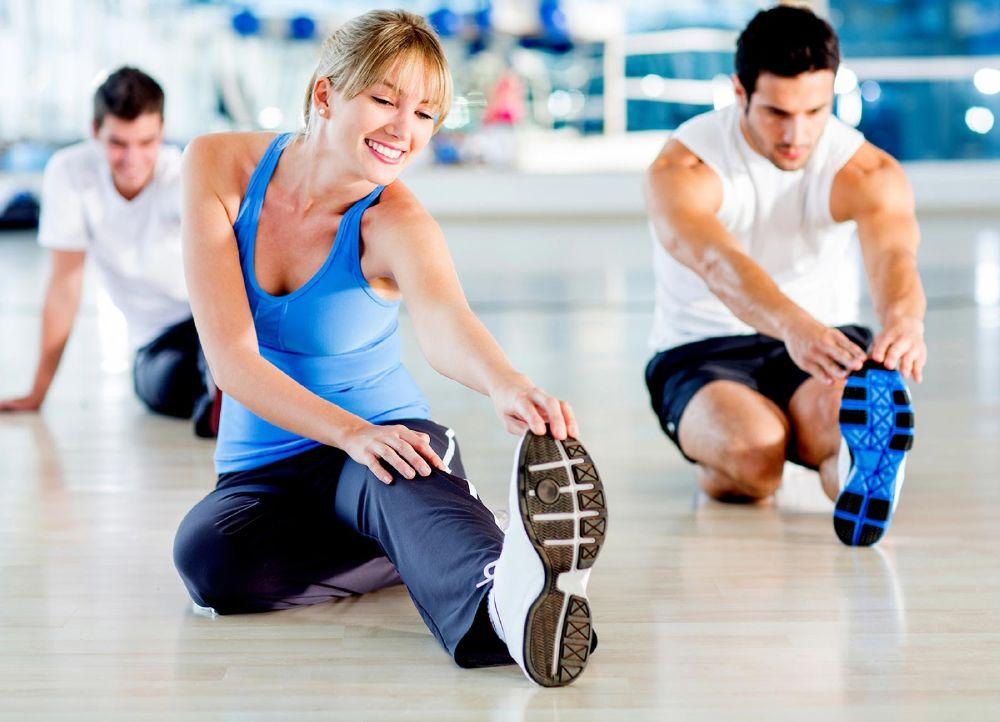 الرياضة تقوي القلب والأوعية الدموية والعضلات