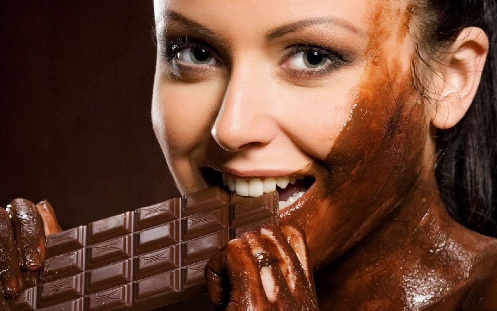 الشوكولاتة تعيق امتصاص الجسم للكالسيوم