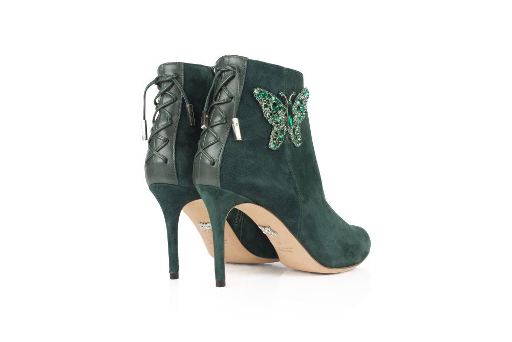 تيفاني ترامب ترتدي حذاء من ماركة Aruna Seth