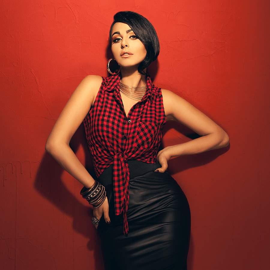ميس حمدان تعود بقوة إلى الدراما المصرية من خلال مسلسل بوليسي