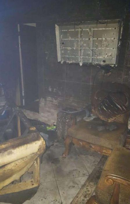 وفاة رجل وابنه جراء حريق بمنزلٍ في القطيف