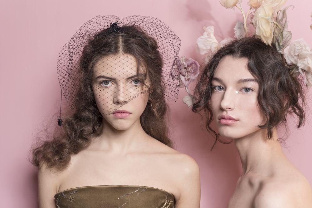 ماكياج مجموعة Haute Couture