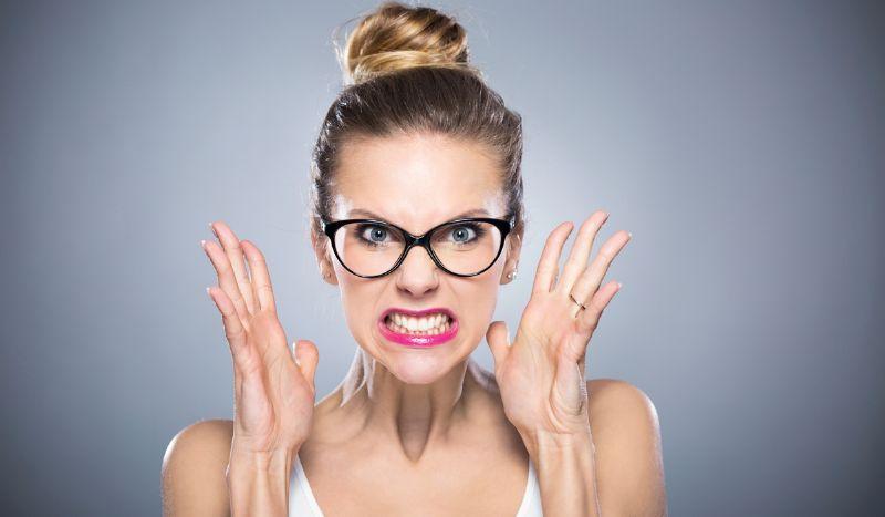 الغضب المستمر مؤشر لعدم انتظام مستويات الهرمونات