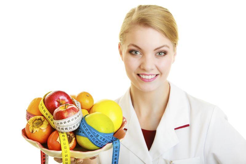 الفاكهة والخضار لخفض الوزن