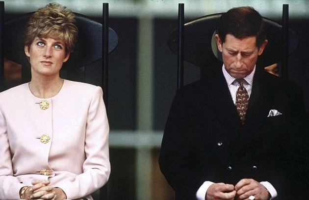 الأميرة ديانا لم تتقبل بعض عادات الأمير تشارلز
