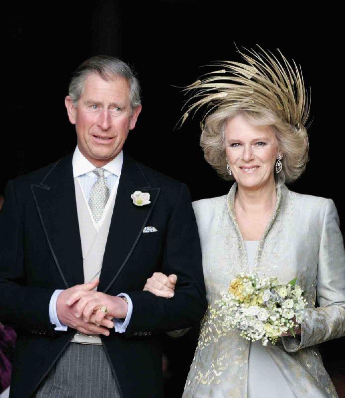 الأمير تشارلز وكاميلا باركر