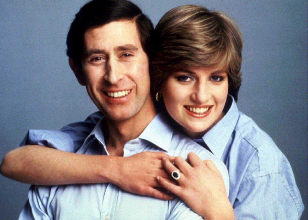 الأمير تشارلز و ديانا