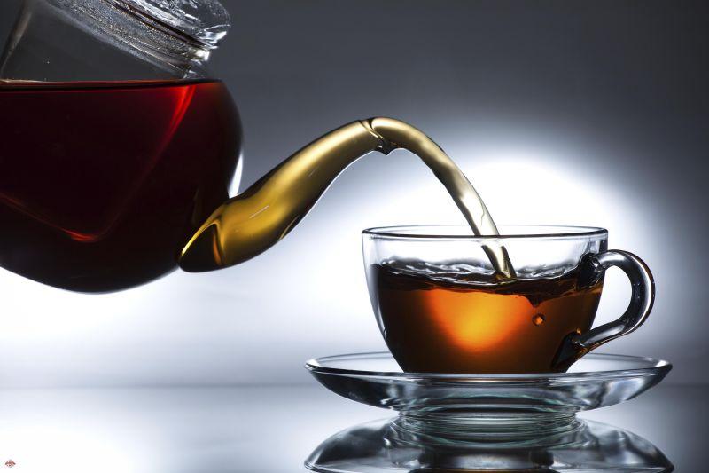 الشاي تمنع امتصاص السكر في الدم