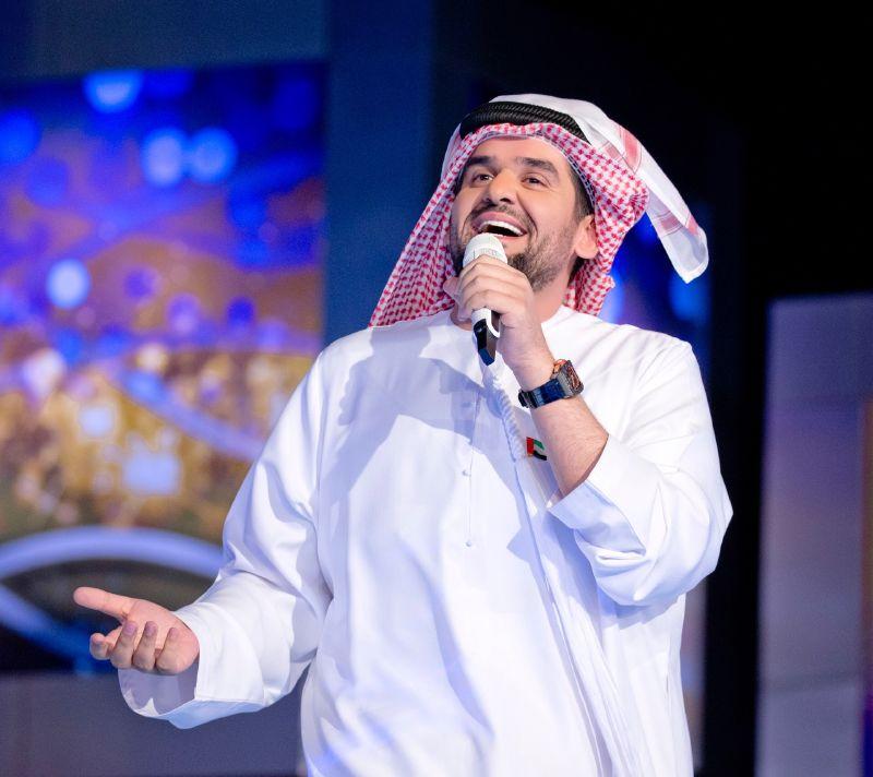 الفنان الإماراتي د. حسين الجسمي