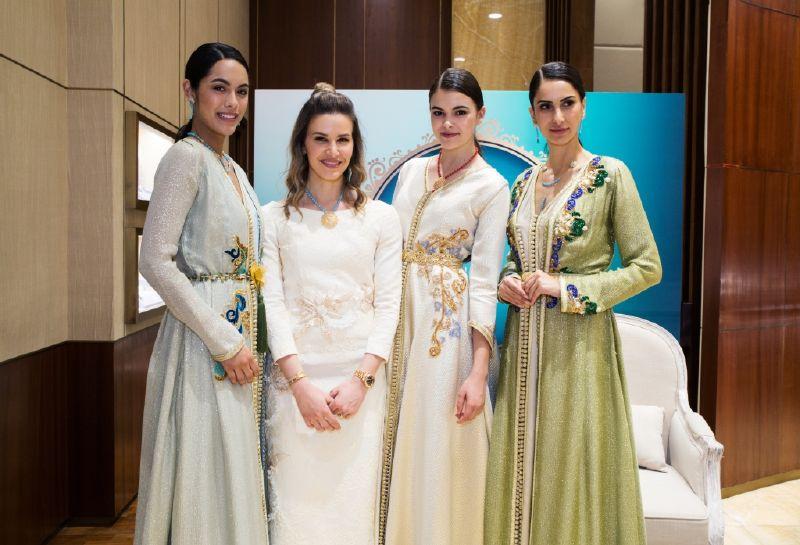 داماس تطلق مجموعة حصرية مع صاحبة السمو الملكي الأميرة نجلاء بنت عاصم