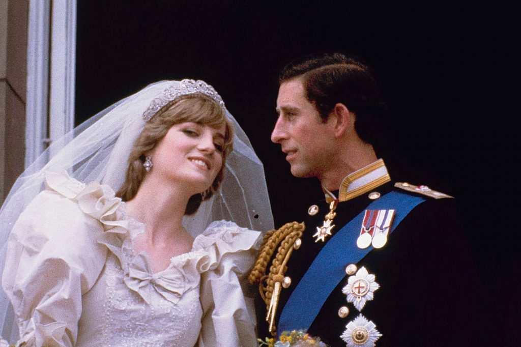 زواج الأمير تشارلز و ديانا