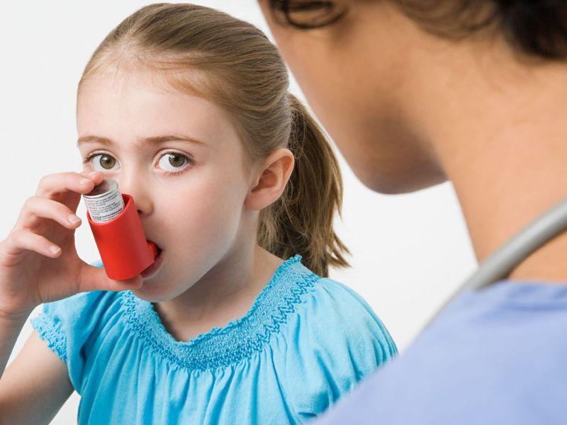 زيادة مخاطر الإصابة بالأزمات الربوية للاطفال