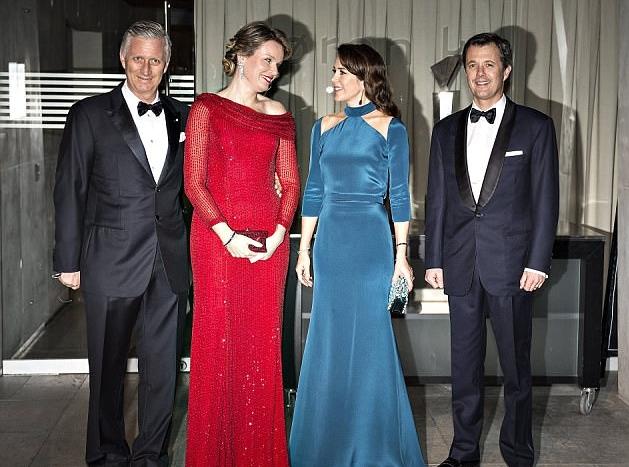 زيارة ملك وملكة بلجيكا للدنمارك تهدف لتعزيز العلاقات البلجيكية-الدنماركية