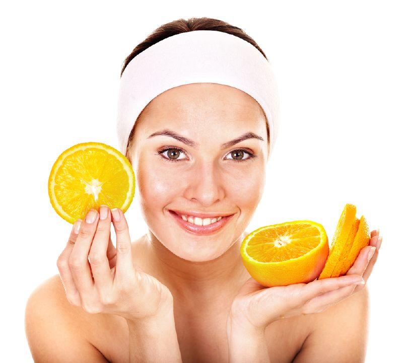 قشر البرتقال مفيد جدا في علاج مشاكل البشرة