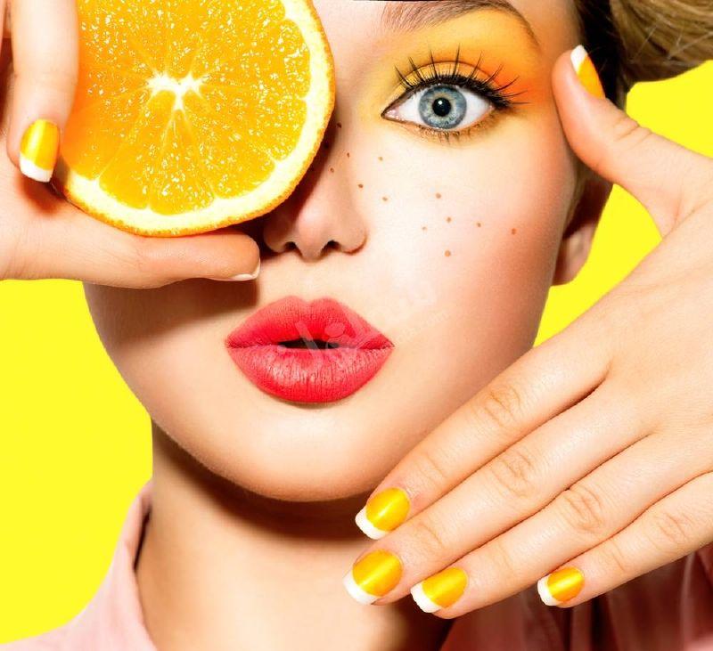 ماسك قشر البرتقال لعلاج مشاكل البشرة