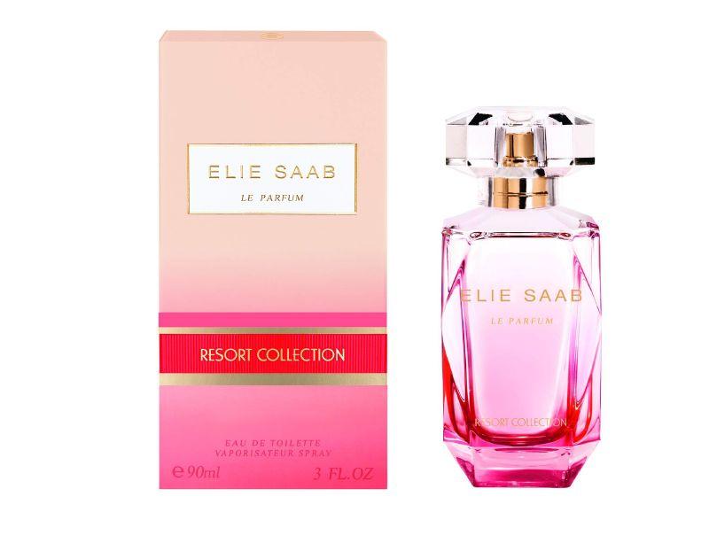 مجموعة ELIE SAAB Le Parfum بالعطر باليوسفي الأحمر الإيطالي