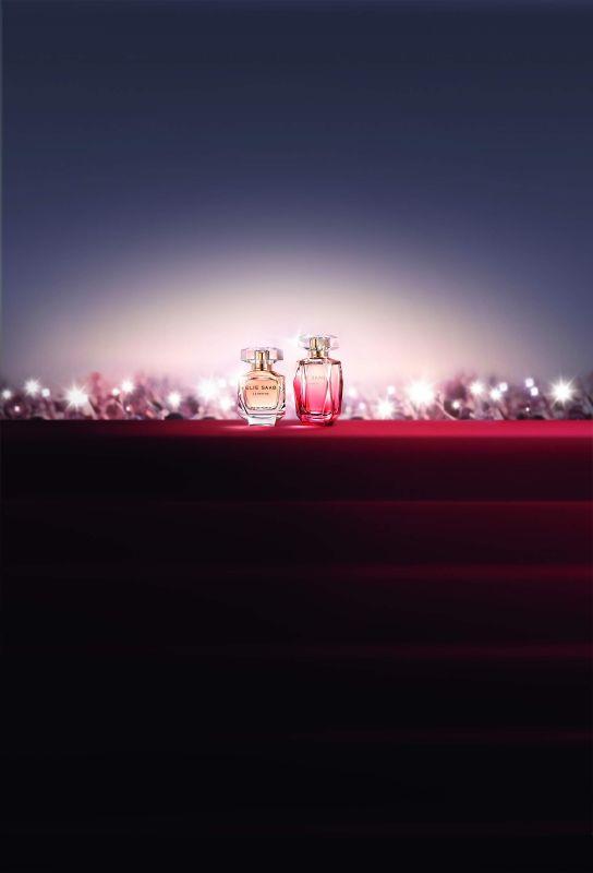 مجموعة ELIE SAAB Le Parfum بنفحة الباتشولي القوية التي تُطيل أثر العطر الساحر