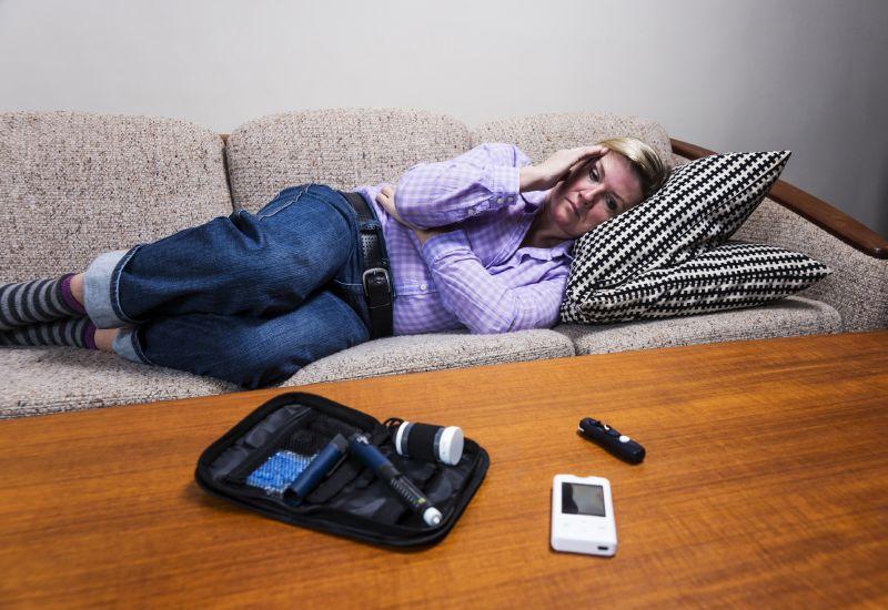 مضاعفات خطيرة جراء مرض السكر