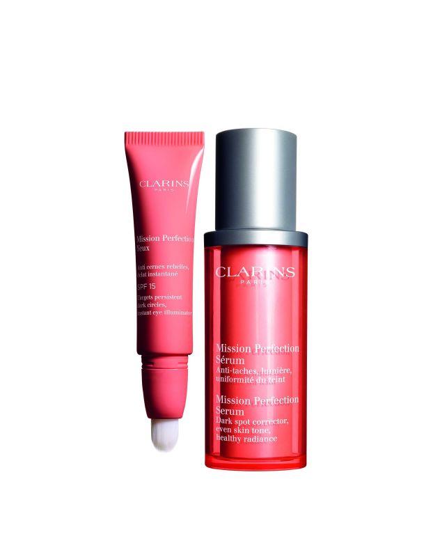 Mission Perfection Yeux يستخدم في حماية الجلد من الآثار الضارة للتلوث