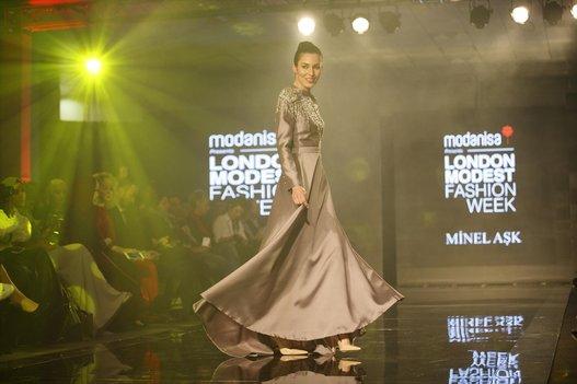 أسبوع الموضة المحتشمة برعاية رئيسية من موقع مودانيسا