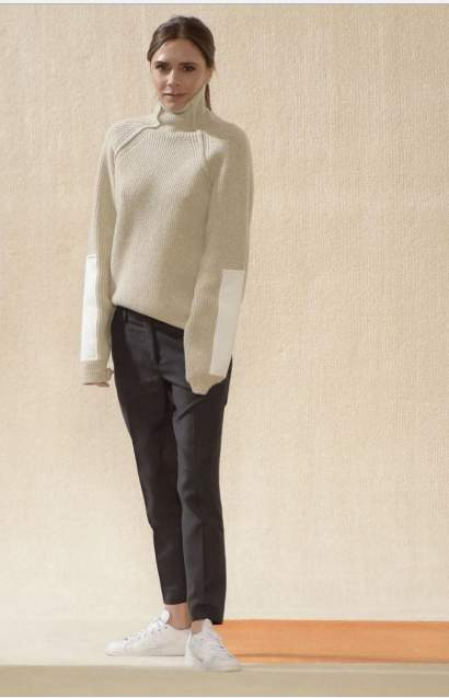 الأحذية الرياضية البيضاء هي أساس خزانة ملابسك