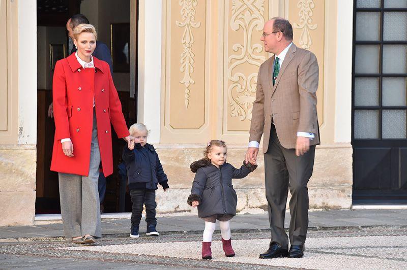 الأميرة تشارلين تتطلع كثيرا لأن تري طفليها موطنها الأم أفريقيا