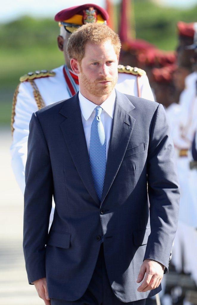 الأمير هاري يقيم مكان الأميرة ديانا في قصر كنسينغتون