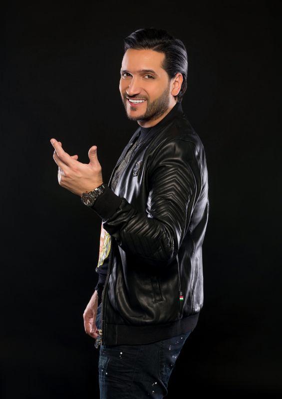 الفنان نسيم حمود