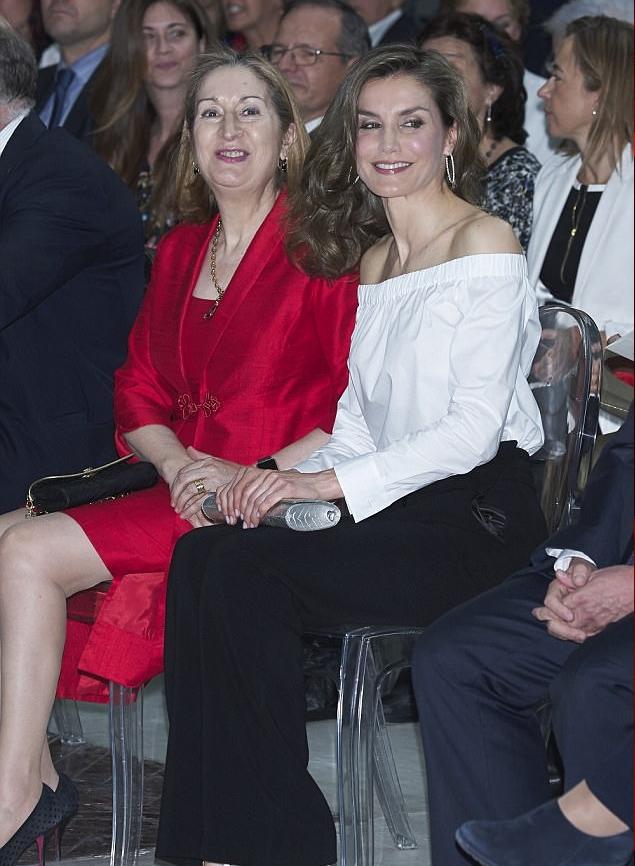 الملكة ليتيزيا