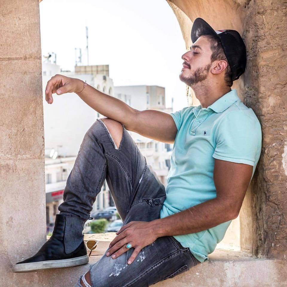 النجم المغربي سعد لمجرد