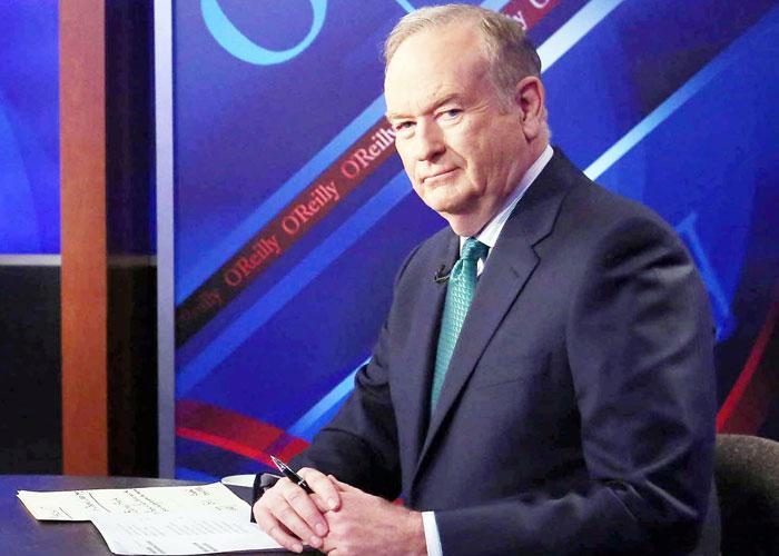 بيل أوريلى مقدم برامج شهير بقناة فوكس نيوز