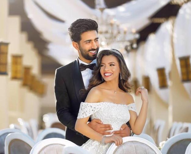 حفل زفاف كارمن سليمان
