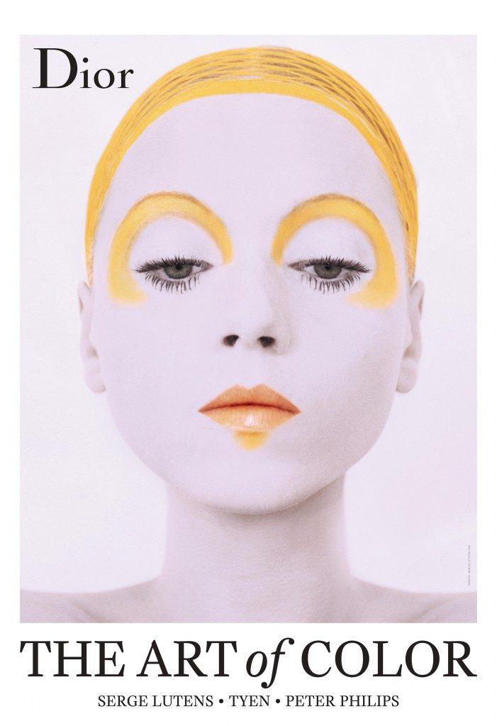 ديور تكشف النقاب عن فنها بالماكياج في معرض Dior, The Art Of Color في دبي