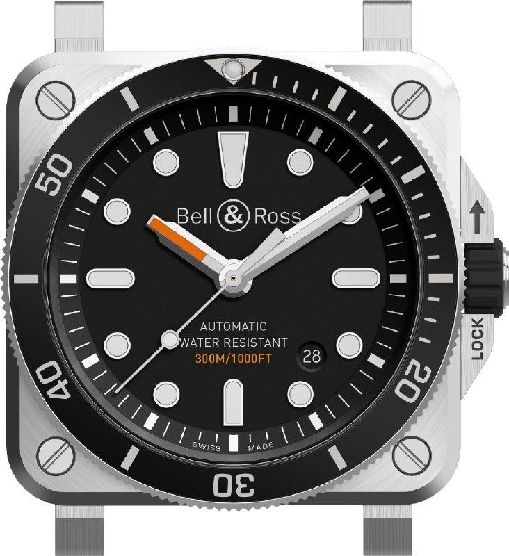 ساعة للغوص من Bell & Ross