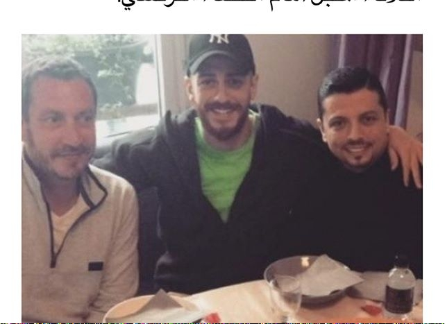 سعد لمجرد فقد الكثير من وزنه في السجن