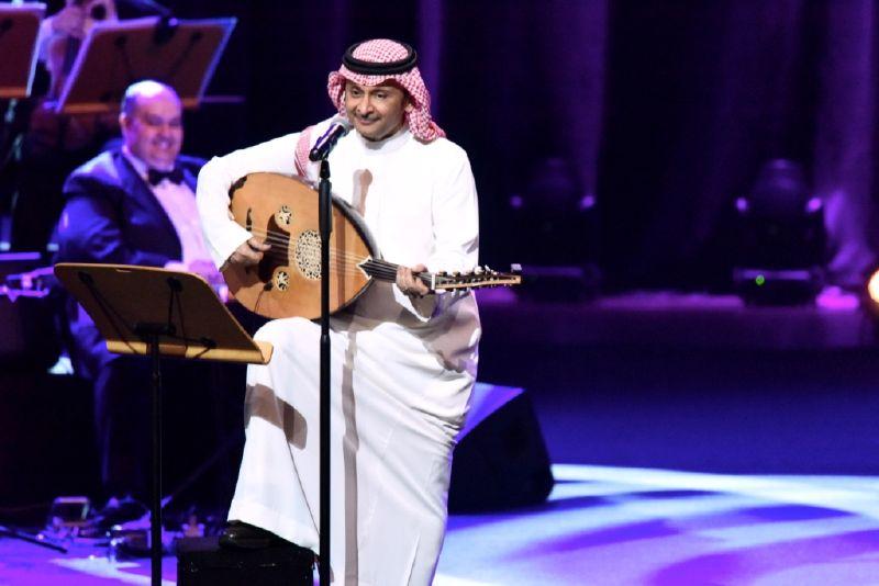 عرض حفل عبد المجيد عبد الله في الكويت للجمهور على الهواء مباشرة