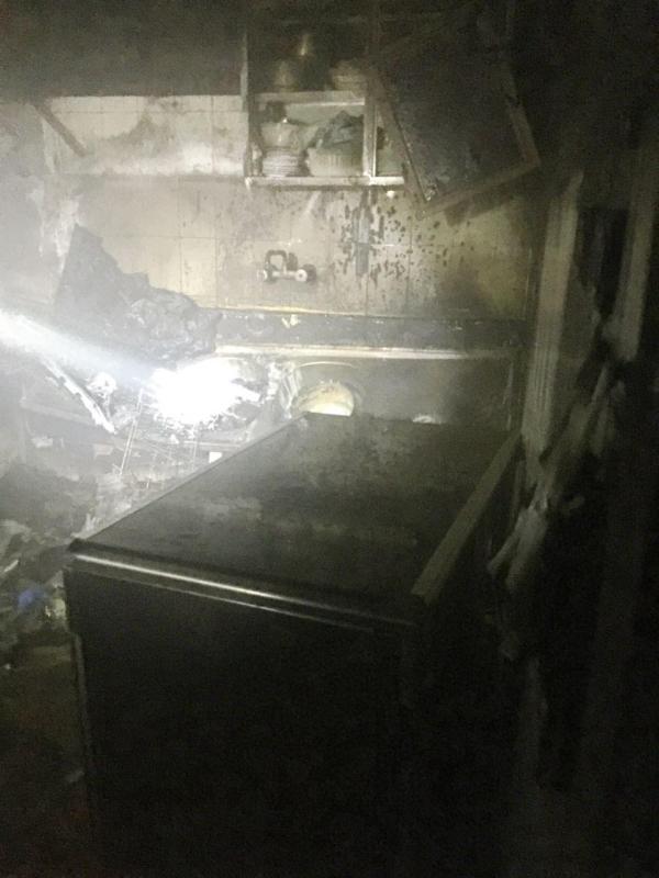 فرق الدفاع المدني بالطائف تمكنت من إخماد الحريق