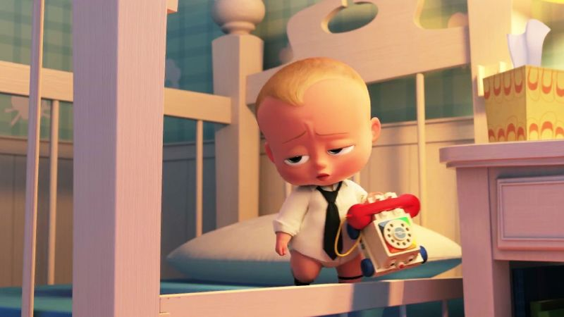 فيلم الرسوم المتحركة ذا بوس بيبي