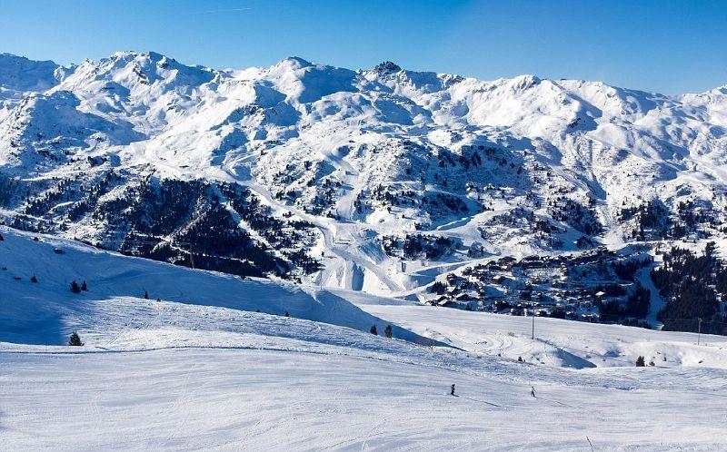 منتجع كورشوفيل الفاخر الموجود في جبال الالب الفرنسية