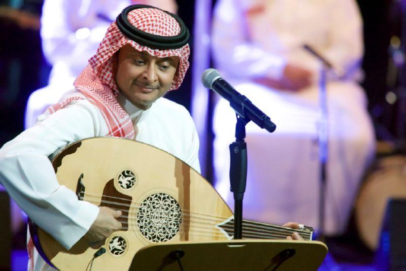 من حفل عبد المجيد عبد الله في الكويت