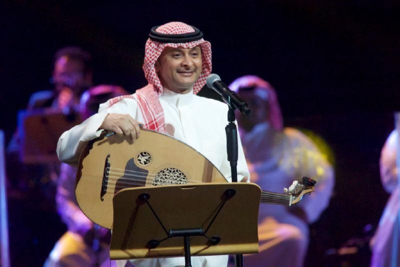 نجاح حفل عبد المجيد عبد الله في الكويت يدرس