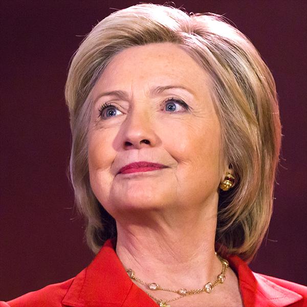 هيلاري كلينتون المرشحة السابقة في انتخابات الرئاسة الأمريكية