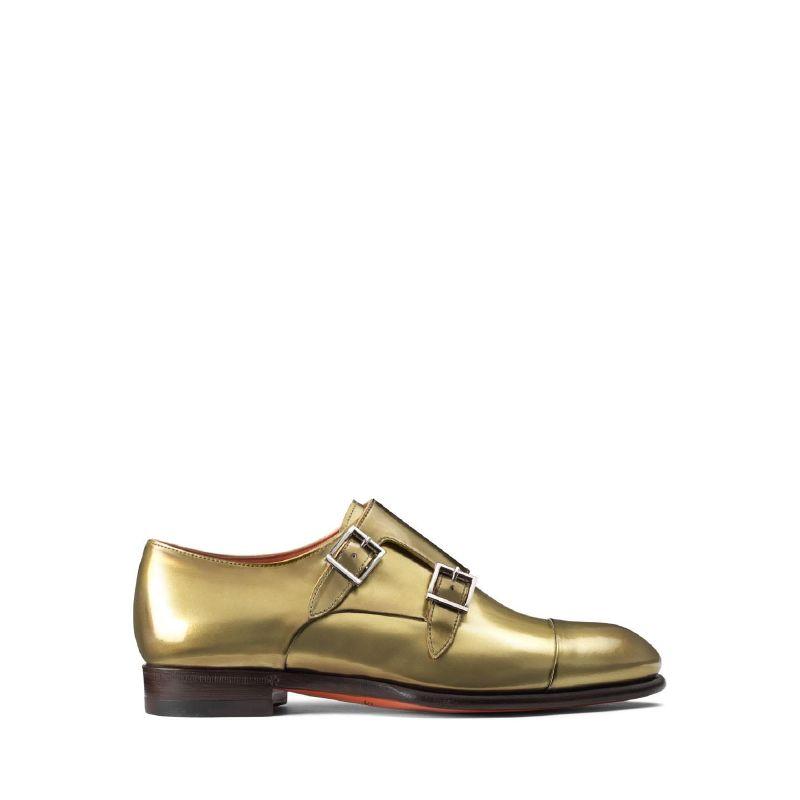 Santoni لمسة شخصية على الحذاء