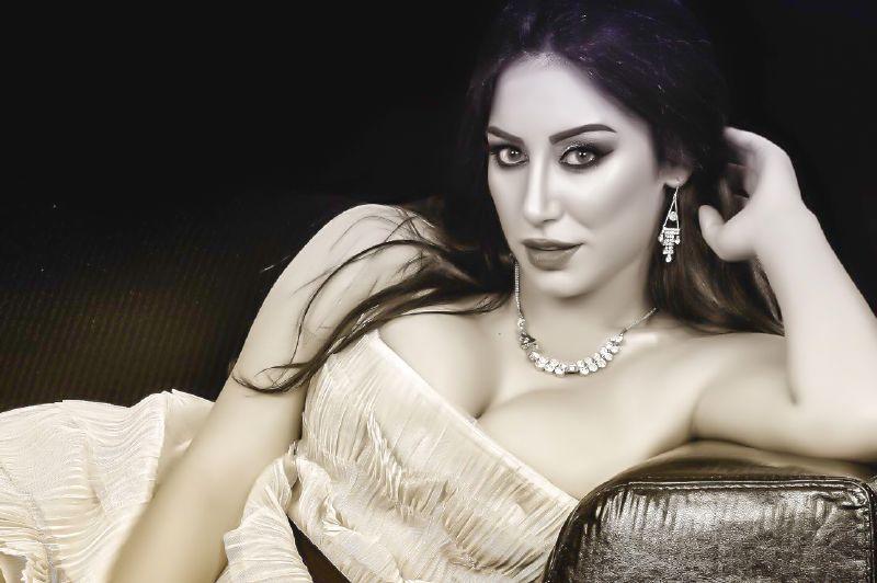 ديما الحايك تنتهي من قلبي معي