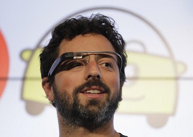 مؤسس جوجل سيرجي برين