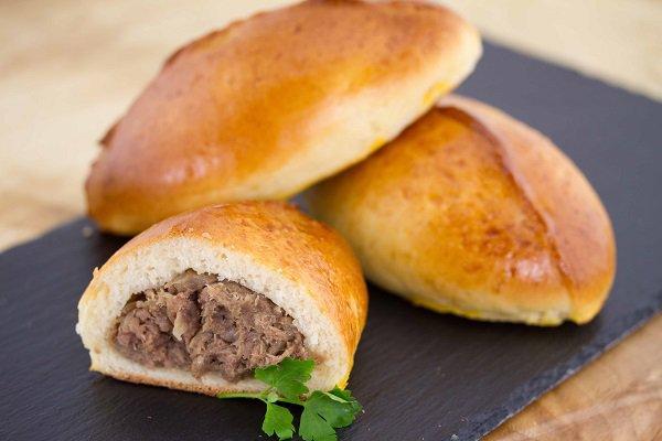وصفة فطائر اللحم من مطبخ منال العالم
