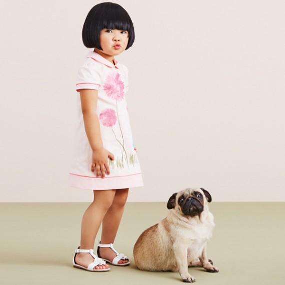 مجموعة ملابس أطفال من أرماني جونيور
